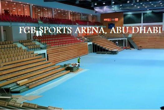 FGB Sports Flooring in Dubai